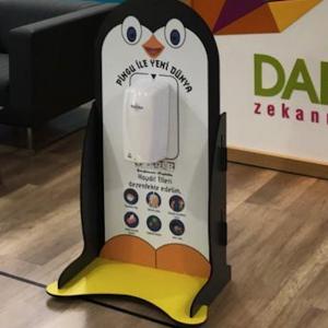 Dahi Sensörlü Otomatik